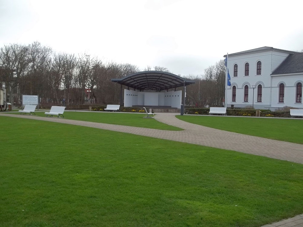 Norderney Kurplatz