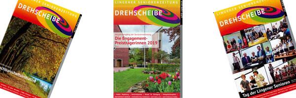 Seniorenzeitung der Seniorenvertretung in der Stadt Lingen (Ems)
