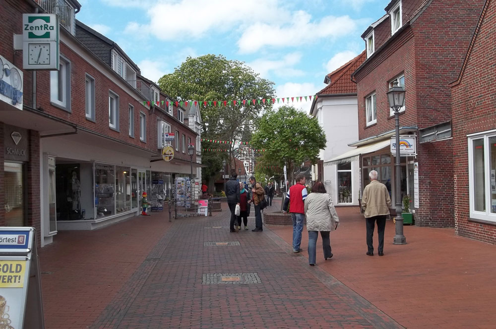 Drostenstrasse in Wittmund