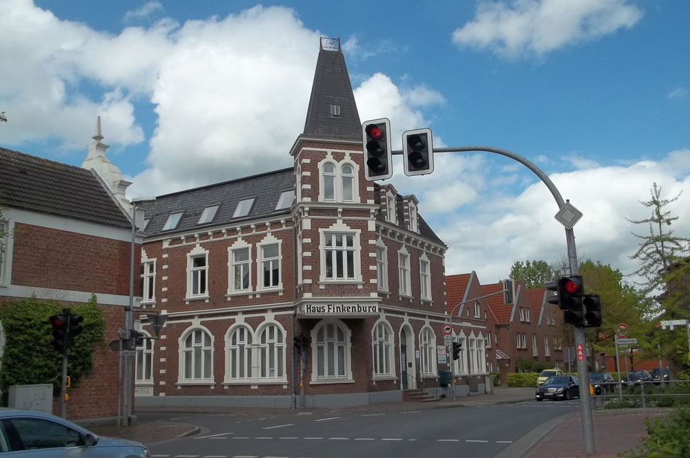 Haus Finkenburg in Wittmund