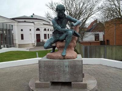 Norderney Heinrich Heine Denkmal