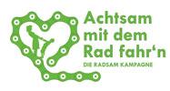 Logo RADSAM-Kampagne