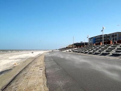 Strandabschnitt Stadt Norderney