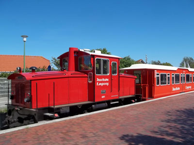 Langeoog Inselbahn