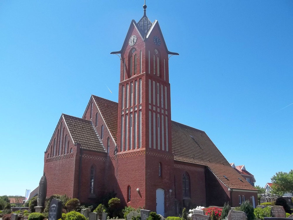 Langeoog Inselkirche