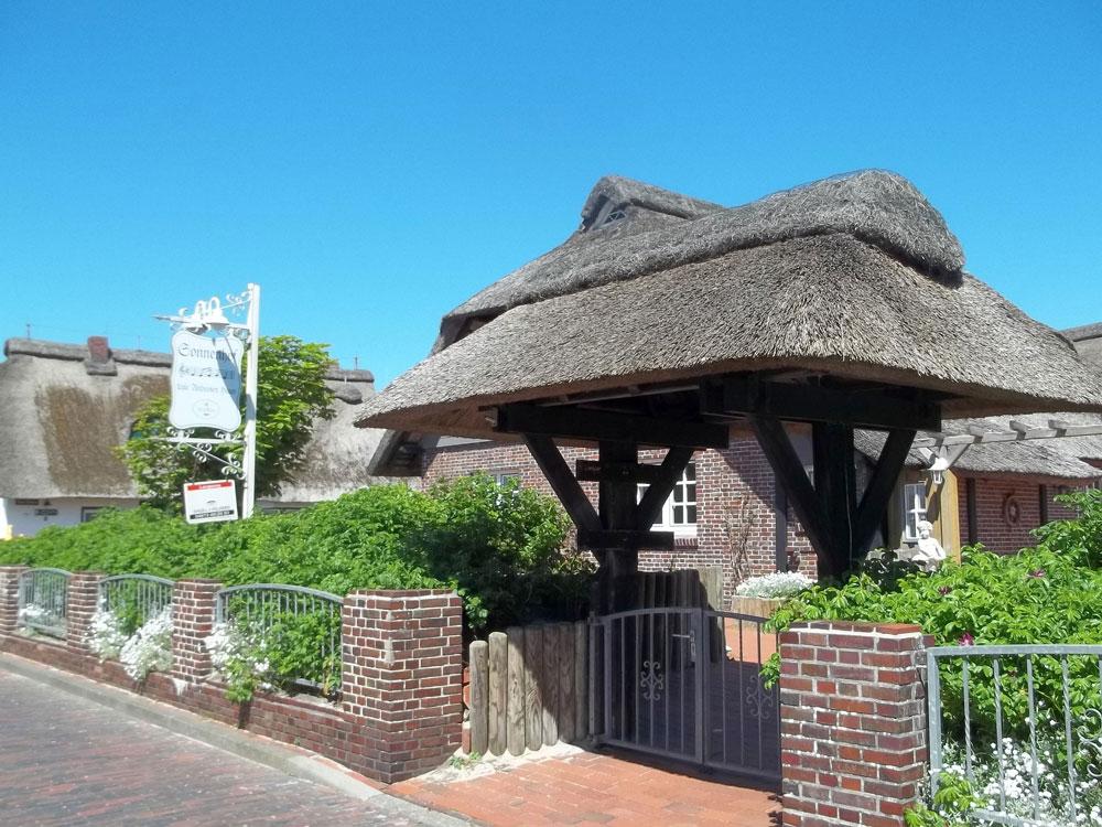 Haus von Lale Andersen auf Langeoog
