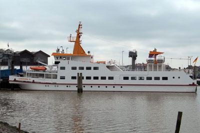 Langeoog Fähre