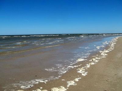 Strand und Nordsee