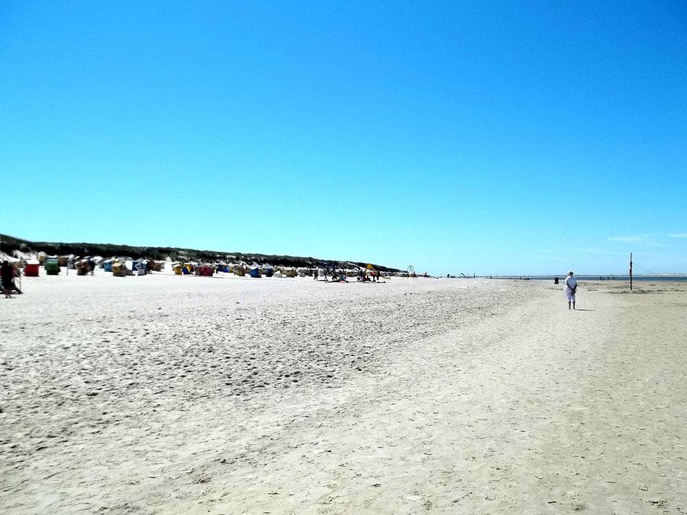Langeoog Sandstrand