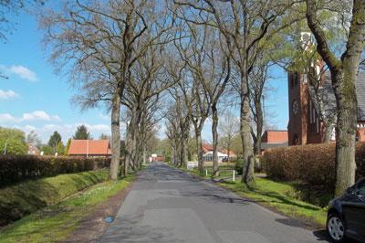 Ortschaft Ihlowerfehn