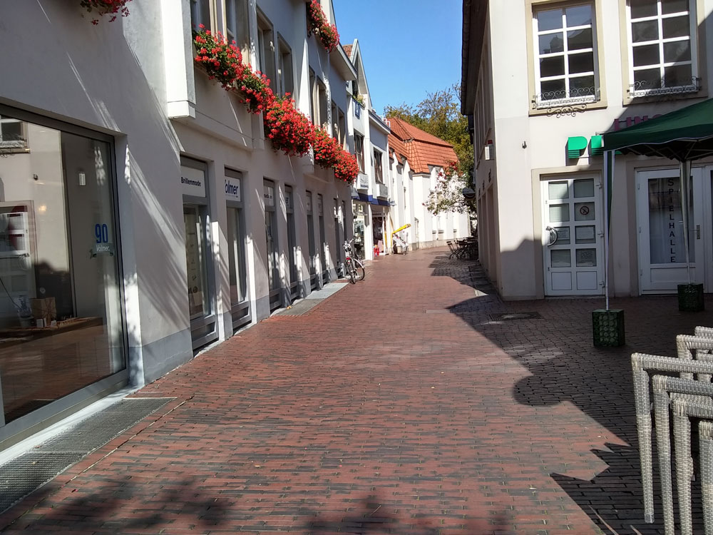 Lingen Clubstraße