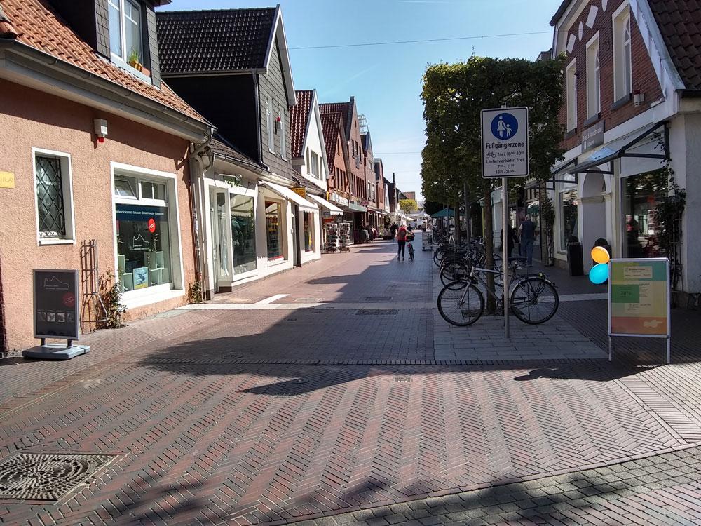 Lingen Große Straße