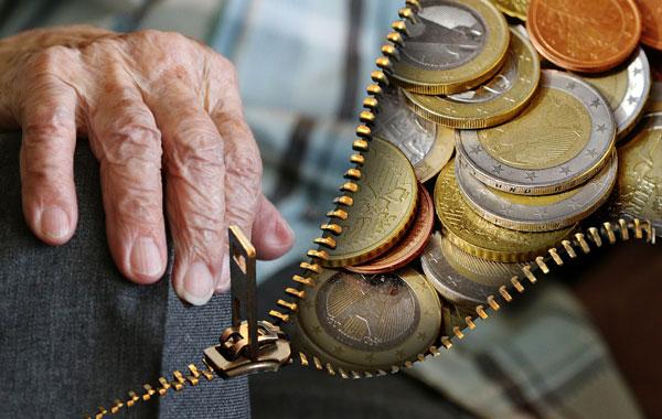 Auszahlung Witwen- bzw. Witwerrente