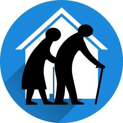Oma und Opa Altenheim